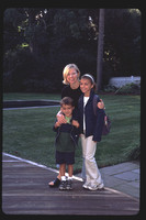 Linda & Kids Boston Grad01