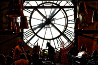 Clock at Musse D'orsay