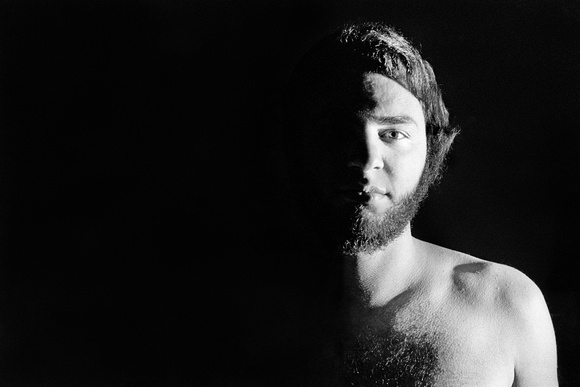 Kevin O'Leary Self Portrait 1975