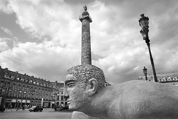 Place Vendome Paris 2000